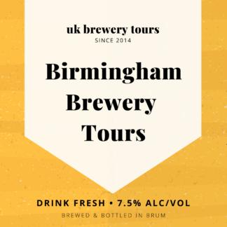 Birmingham Brewery Tours