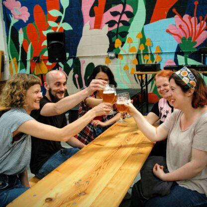 Liverpool Beer Tasting Tour