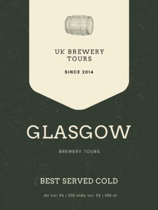 Glasgow Brewery Tours