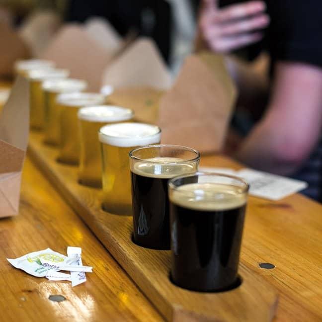 Borough Market Craft Beer Tour