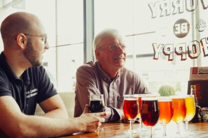 wilmslow brewery tours and beer tasting
