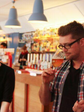 Shoreditch Craft Beer Tour