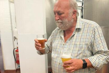 Printworks Brewery Tour