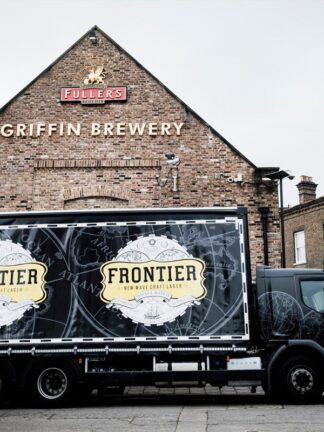 Fullers Brewery Tour